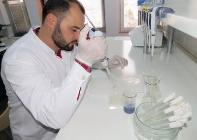 Laboratory instrumentary